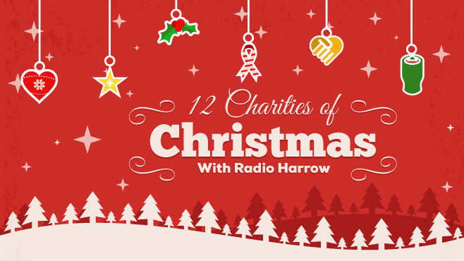 Christmas Charities.12 Charities Of Christmas Radio Harrow