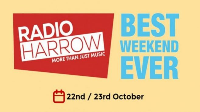 Best Weekend Ever Logo