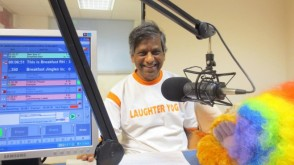 Harish Chavda - Laughter Yoga
